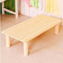 원목사각테이블 어린이 좌식책상 (100Cm*55Cm*24Cn)